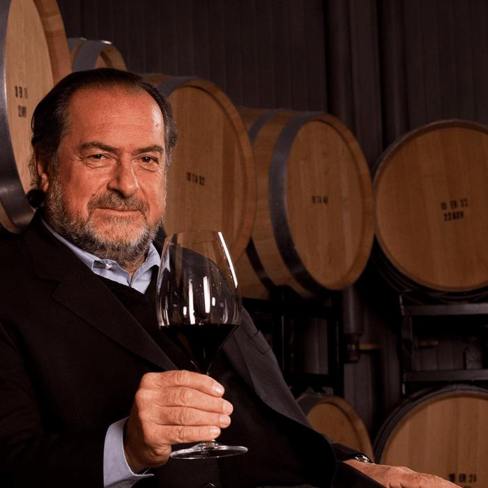 Bordeaux Renaissance Soirée MSB avec Michel Rolland