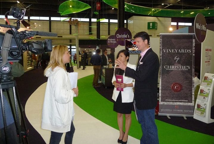 MSB Vinexpo 2013 – Vineyards by Christies