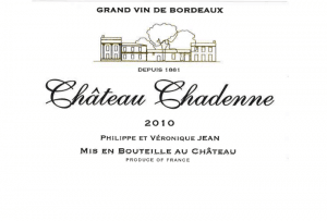 Château Chadenne