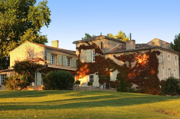 Chateau de Lagorce sold by Vineyards-Bordeaux