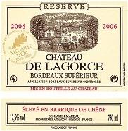 Château de Lagorce