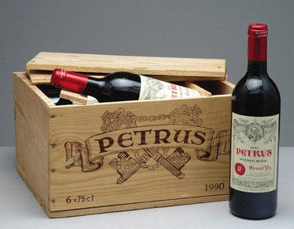Petrus sale recently announced